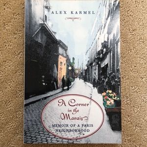 """A Corner in the Marais"" the book"